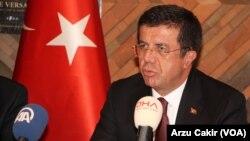 Wasiirka dhaqaalaha Turkey, Nihat Zeybekci