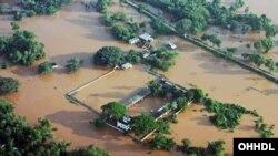Cyclone Phailin (source:tibet.net)