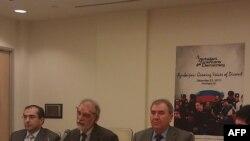 Azərbaycan demokratlarının mübarizəsi Vaşinqtonda müzakirə olundu (VİDEO)
