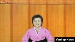 북한조선중앙TV 보도 (사진캡쳐=연합뉴스)