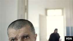 Seorang penderita gangguan mental di Georgia (foto: dok). Menurut WHO, 85 persen pasien gangguan mental di dunia tidak mendapat perawatan yang memadai.
