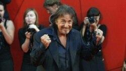 اهدای جایزه فیلمساز مستقل برتر جشنواره ونیز به ال پاچینو