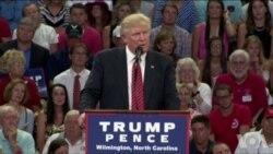 川普支持者:我们需要这样的总统