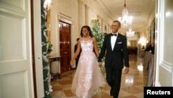 Barak və Mişel Obama