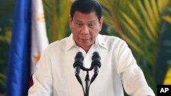 Philippines Duterte US