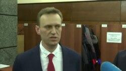 2017-12-26 美國之音視頻新聞: 納瓦爾尼被禁競選之後呼籲抵制俄羅斯大選