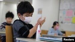 Дитячий садок у Японії, 5 березня 2020 (REUTERS/Stoyan Nenov)