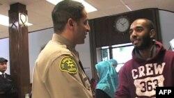 Šerif Morsi je musliman i zamenik šerifa u Los Andjelesu.