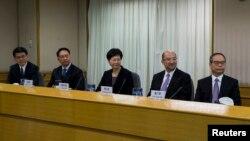 香港政府對話代表