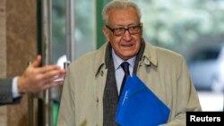 Đặc sứ Lakhdar Brahimi