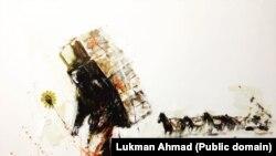 Kolber- Art work. Lukman Ahmad