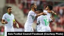 بازیکنان تیم ملی فوتبال عربستان سعودی