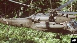 O Black Hawk MH60K é o modelo em que se baseou o novo helicóptero ultra secreto das forças especiais americanas