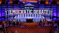 Dix candidats sélectionnés pour le prochain débat démocrate