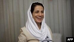 Pengacara HAM terkemuka, Nasrin Sotoudeh (foto: dok).