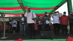 Presidente da UNITA denuncia campanha de perseguição à oposição em Angola 3:00