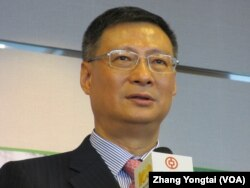 中国银行行长 李礼辉