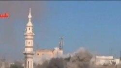 联合国人权官员:必须禁止向叙利亚提供武器