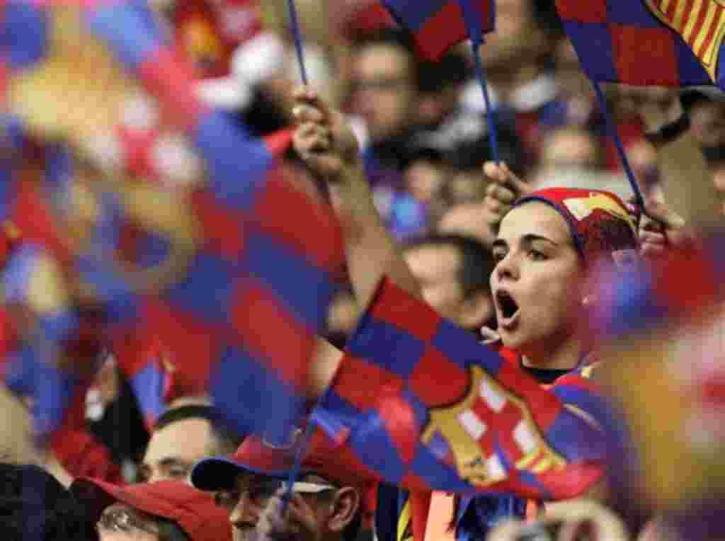 Barcelona Campeón de Europa