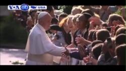 Đức Giáo hoàng phát biểu tại Quốc hội Mỹ (VOA60)