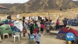 Benguela: O drama de famílias desalojadas na fuga à Covid-19