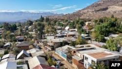 Kawasan Las Canteras, utara Santiago, di tengah pandemi virus corona, 22 Mei 2020. (Foto: dok).