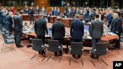 Evropski lideri odaju poštu migrantima koji su se udavili u Sredozemnom moru