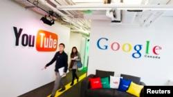 Suasana kantor Google di Toronto. (Foto: Dok)