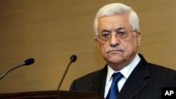 Presiden Palestina Mahmoud Abbas (Foto: dok).