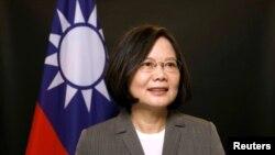 """Bà Thái Anh Văn nói rằng Đài Loan muốn hòa bình nhưng """"không ngày nào là không sẵn sàng tác chiến."""""""