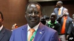 Raila Odinga a entamé ses recours en justice pour prouver que c'est lui qui a remporté l'élection présidentielle