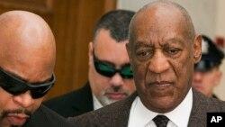 Bill Cosby arrivant au tribunal de Norristown, en Pennsylvanie, le 3 fevrier 2016.