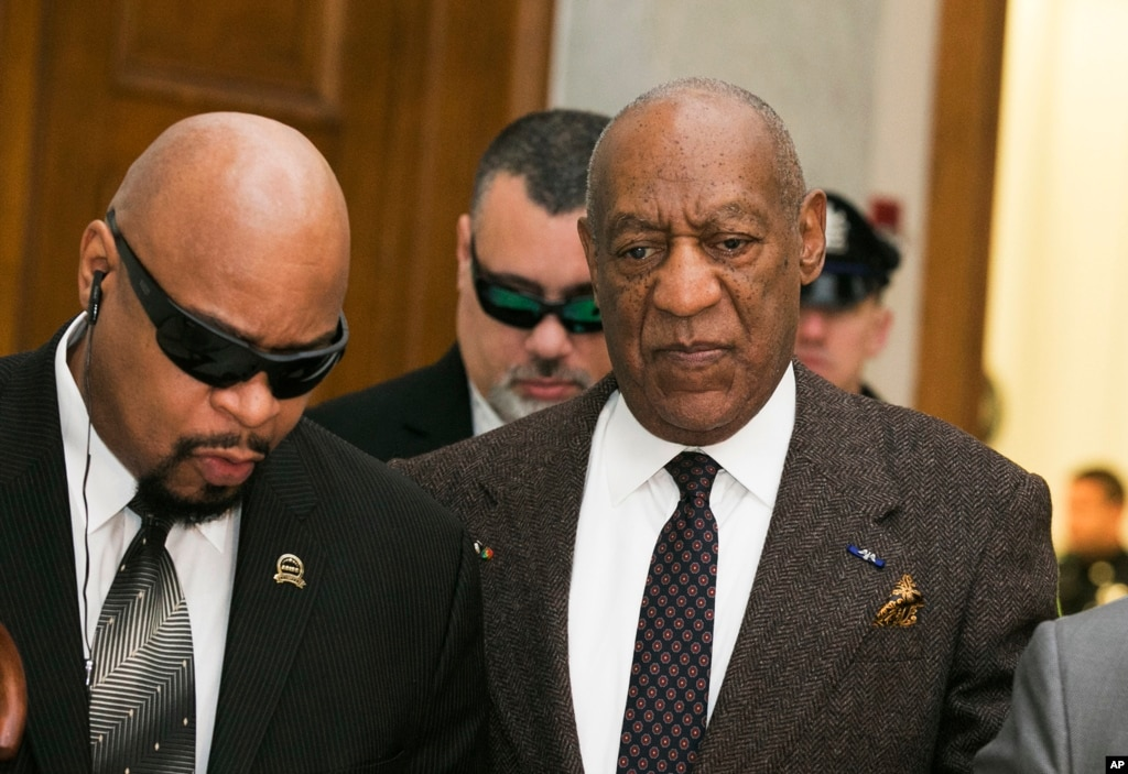 It's plea deal or trial time for Bill Cosby