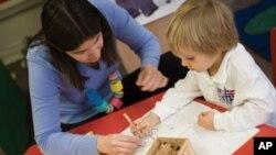 Poduka u Britanskoj školi Chicaga usredotočena je na individualizirani pristup, temeljen na načinu na koji učenici usvajaju znanje