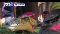 VOA60 AFRICA - August 20, 2013