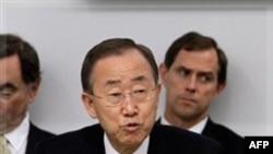 Generalni sekretar UN-a Ban Ki Mun