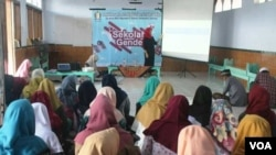 Sekolah Gender menawarkan tafsir baru relasi laki-laki dan perempuan dalam Islam. (Foto courtesy: Al Falah)