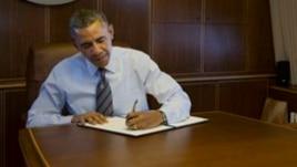 Obama nënshkruan ligjin për bllokimin e Abutalebit