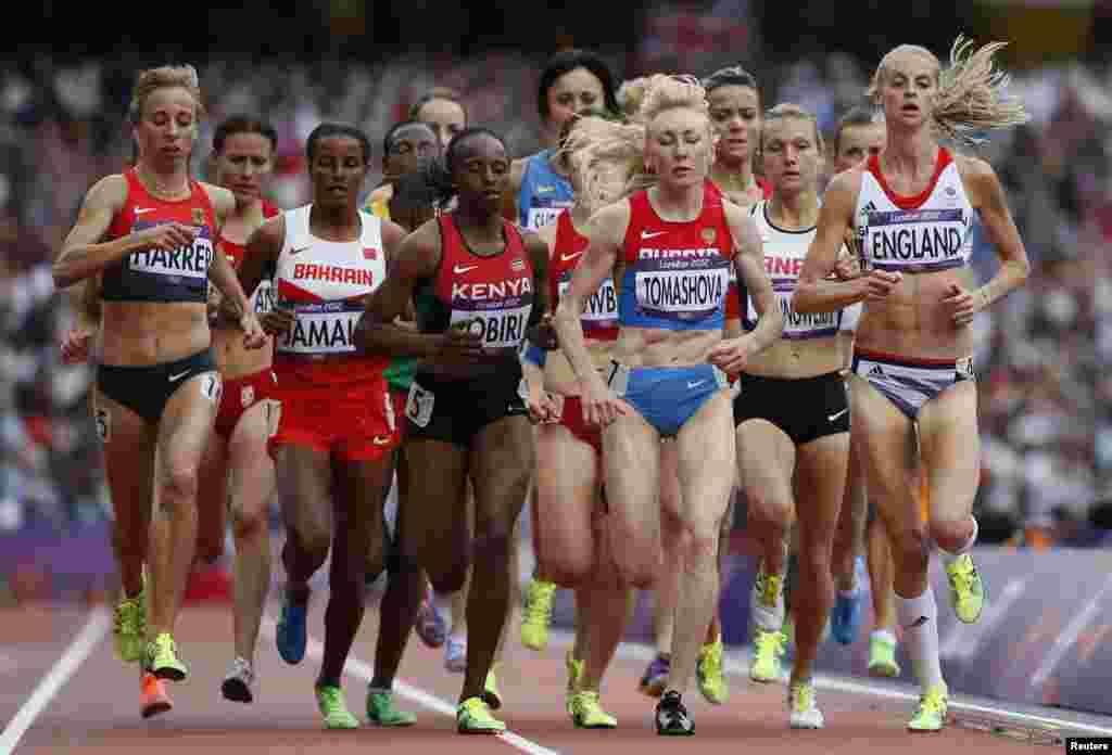 Olympics women 1500
