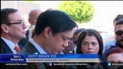 Zyrtari amerikan Hoyt Yee në Shkup