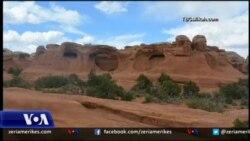 Parqet kombëtare të Amerikës - Utah
