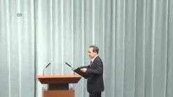 日本抗議中國所說的日本軍機危險舉動