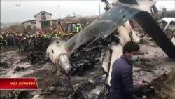 Máy bay Bangladesh rơi, ít nhất 40 người chết