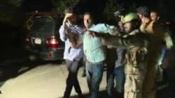 Afghan Kabul Attack