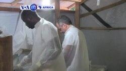 VOA60 Afirka: Ansami Raguwar Cutar Ebola a Congo, Oktoba 10, 2014