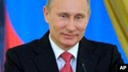 Shugaban Rasha Rasha Vladiir Putin