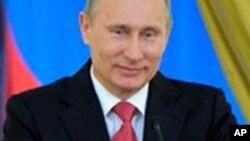 Vladimir Putin shugaban kasar Rasha