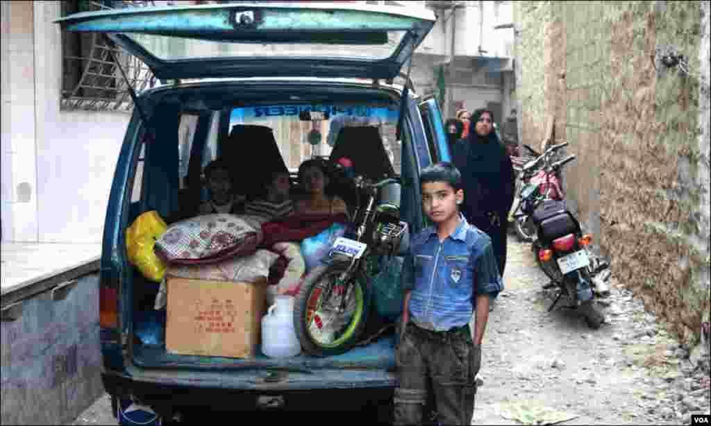 ٹمبر مارکیٹ میں آتشزدگی کے واقعے کے بعد علاقہ مکینوں نے دوسرے علاقوں میں منتقل ہونا شروع کردیا۔
