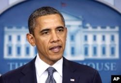 Le président Barack Obama (archives)