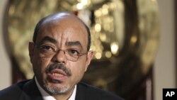 Thủ tướng Ethiopia Meles Zenawi
